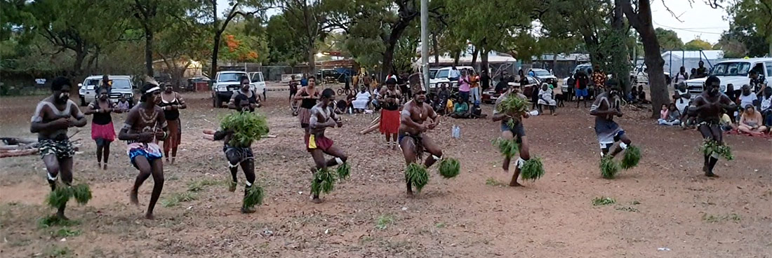 Mornington Island Dancers